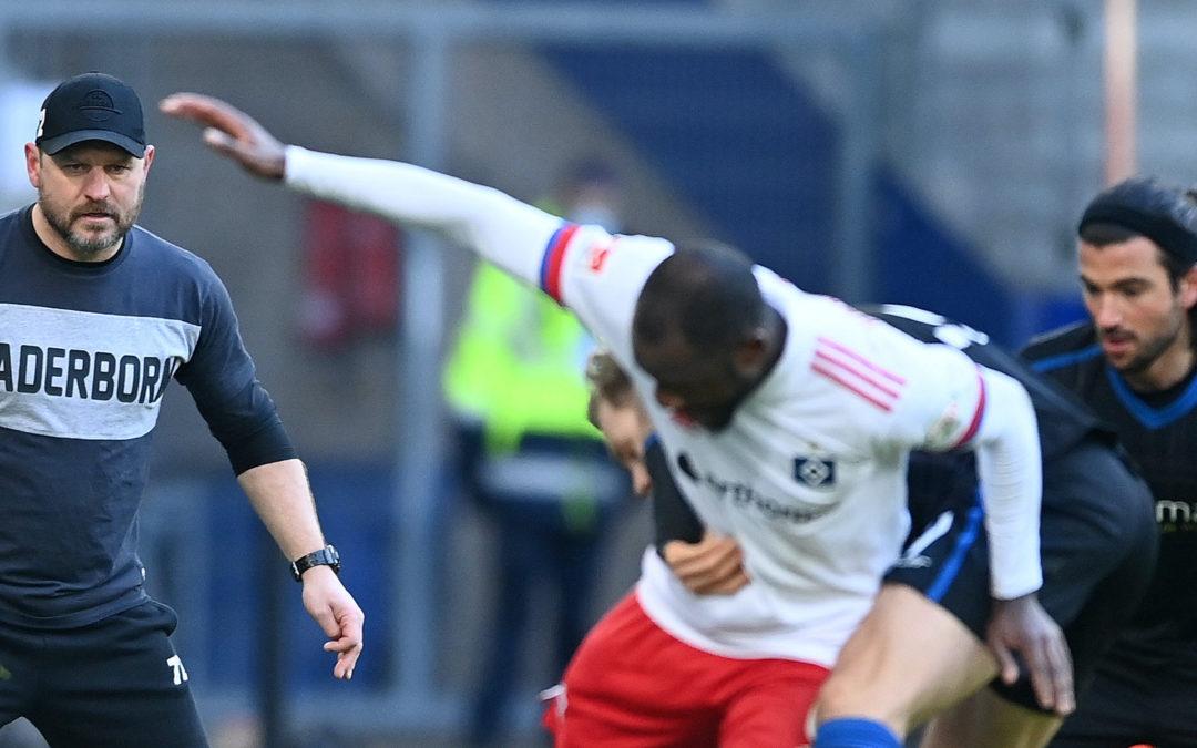 Baumgart Kandidat Nr.1  –  HSV sucht stabileres Korsett