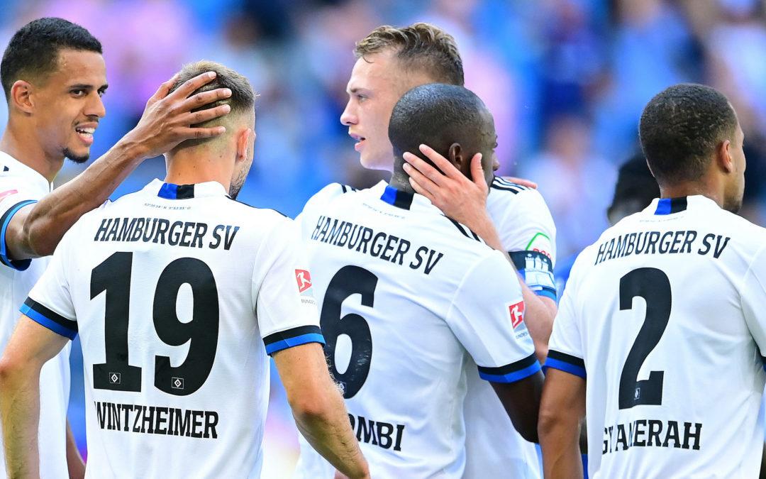 HSV gewinnt letzten Test – Schonlau neuer Kapitän