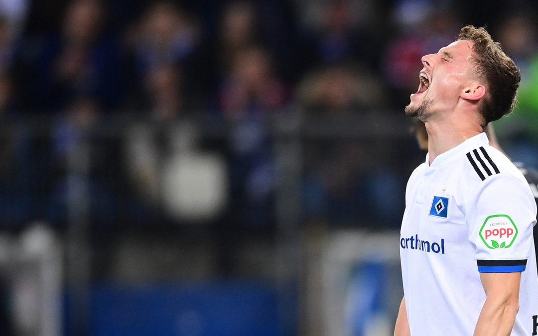 Trotz Überzahl nur 1:1 gegen Düsseldorf – dieser HSV ist noch nicht reif für die Spitze